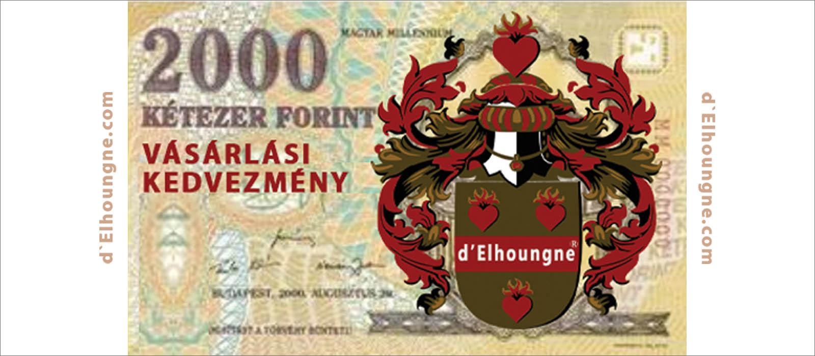 d'Elhoungne Ajándékaink 1-4.