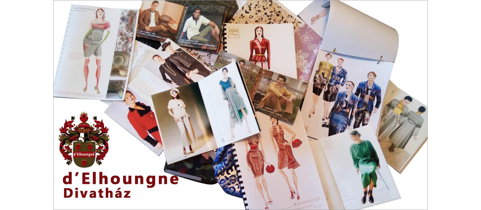 d'Elhoungne Így öltöztetünk fel Téged is
